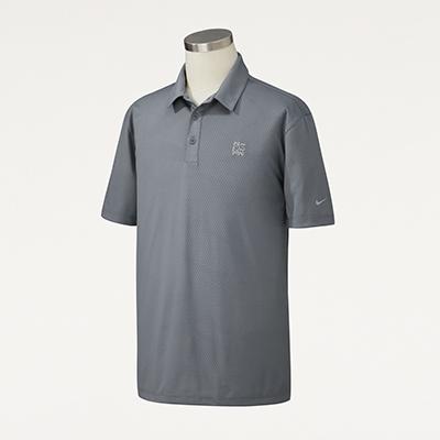 Bull Nike® Men's Emboss Triblade Polo