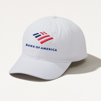 Bank of America Signature Hat