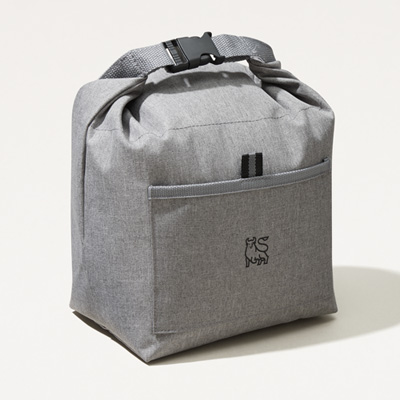 Bull Rolltop Lunch Tote