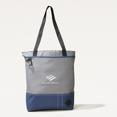 Bank of America Zippered Tote