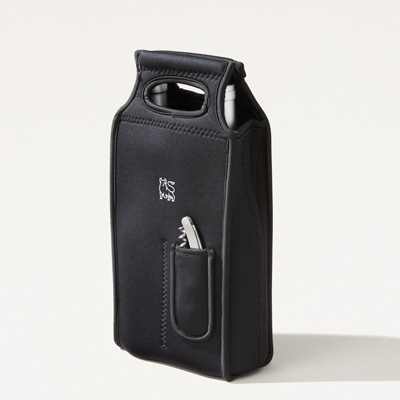 Bull Picnic Time® Two-Bottle Wine Tote