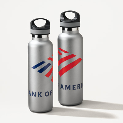 Bank of America Basecamp® 20-Ounce Water Bottle