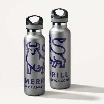 Bull Basecamp® 20-Ounce Water Bottle