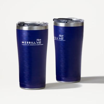 Merrill Tervis® 20-Ounce Stainless Tumbler