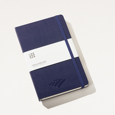 Flagscape Moleskine® 5.25x8.25 Notebook