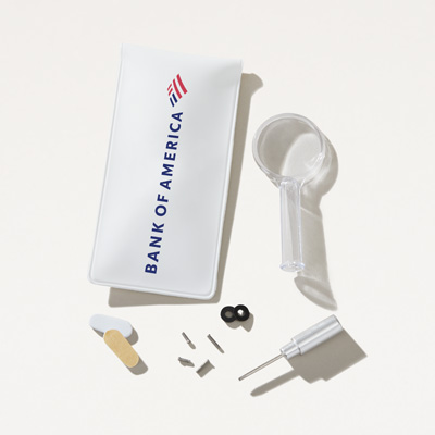 Bank of America Eyeglass Repair Kit