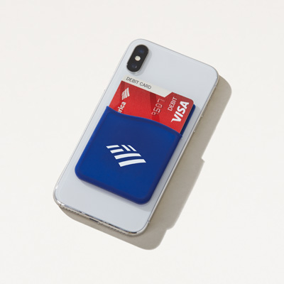 Flagscape Silicone RFID iWallet
