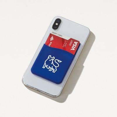 Bull Silicone RFID iWallet