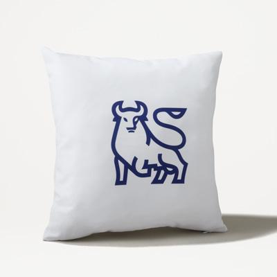 Bull Pillow