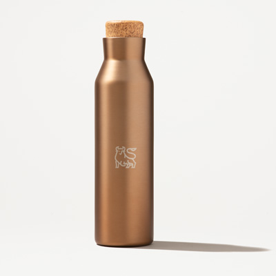 Bull 20-Ounce Vacuum Insulated Bottle