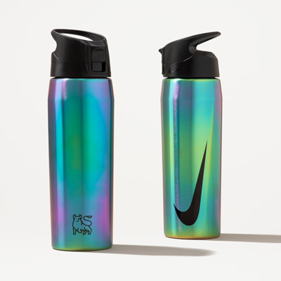 Bull Nike® Straw Elite Bottle