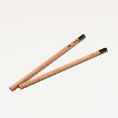 Bull Sprout Pencils - 2 Pack