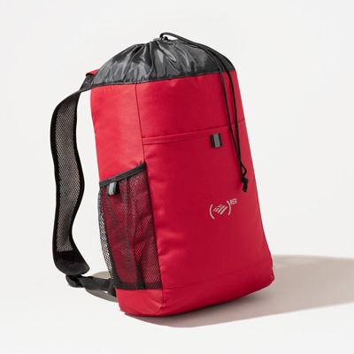 (RED) Hybrid Backpack