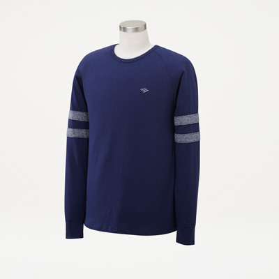 Flagscape Stripe Long Sleeve T-Shirt