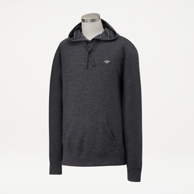 Flagscape Hooded Pullover Sweatshirt