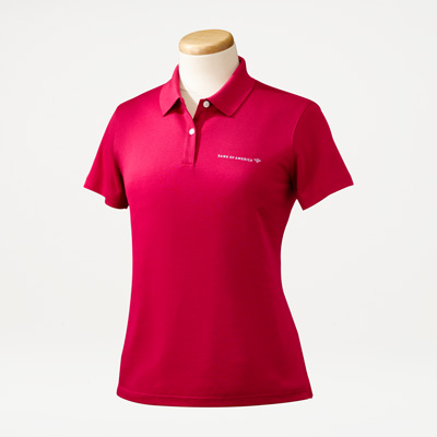 Bank of America Ladies' Signature Polo