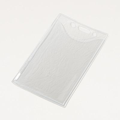 2 1/4 x 3 3/4 Vinyl Pouch - 5 Pack