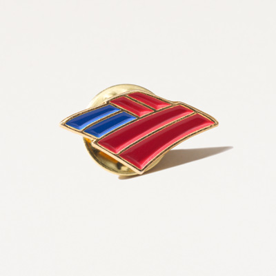 Flagscape Military Clutch Lapel Pin - 10 Pack