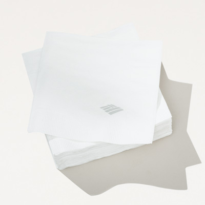 Flagscape Recycled Cocktail Napkin - 250 Pack