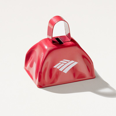 Flagscape Cow Bell