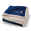 Comcast Business USOC Lambswool Blanket