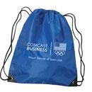 Comcast USOC Business Drawstring Cinch Bag