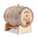 Cummins Kentucky Bourbon 5 Liter Oak Barrel