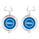 Dell Spinning Ornament