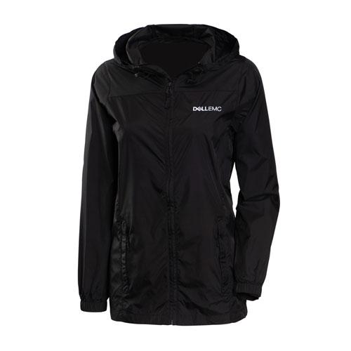 Dell EMC Ladies' Harrington Rain Jacket