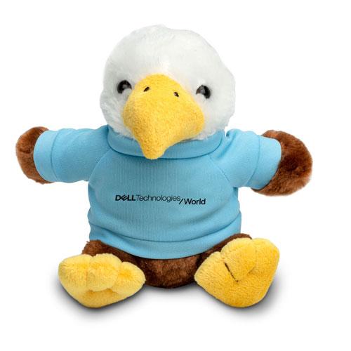 Dell Technologies World Plush Liberty Eagle