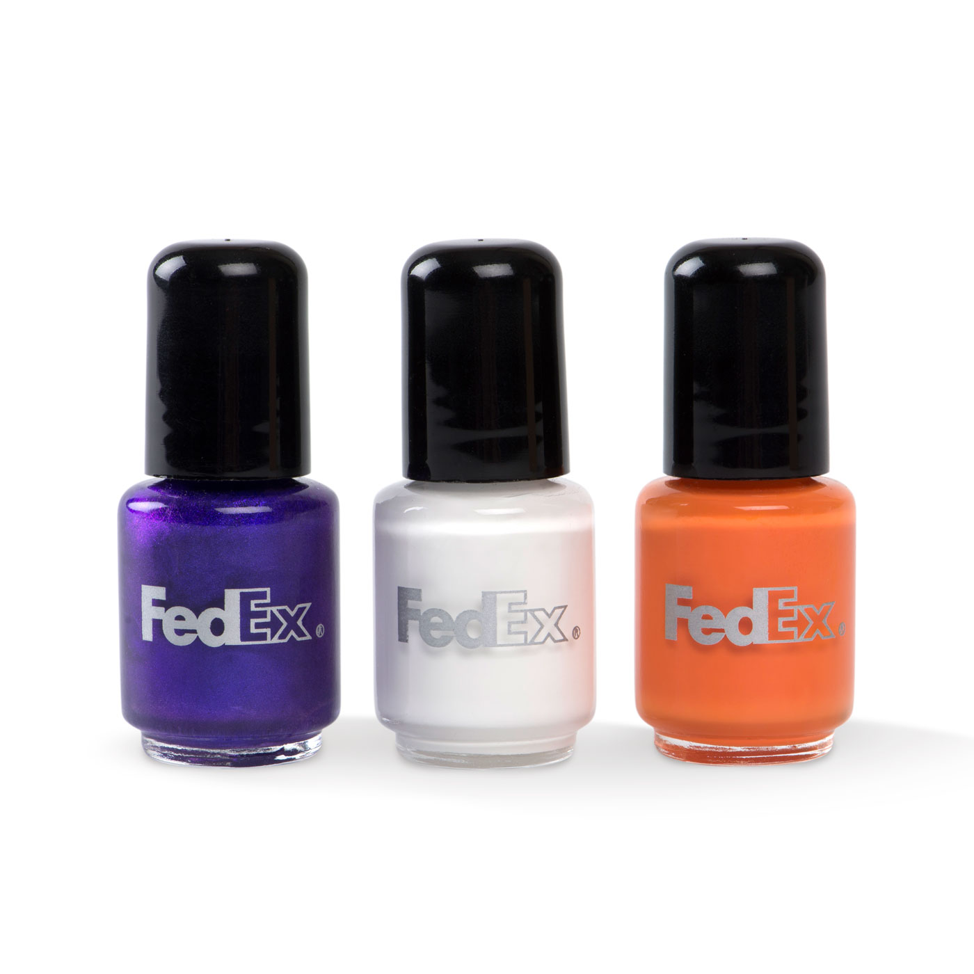 FedEx Custom Nail Polish Set   The FedEx Company Store