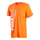 Freight Unisex T-shirt – Orange