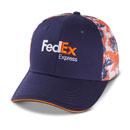 FedEx Express Sunrise Camo Mesh Cap
