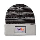 FedEx Freight Cuffed Knit Beanie