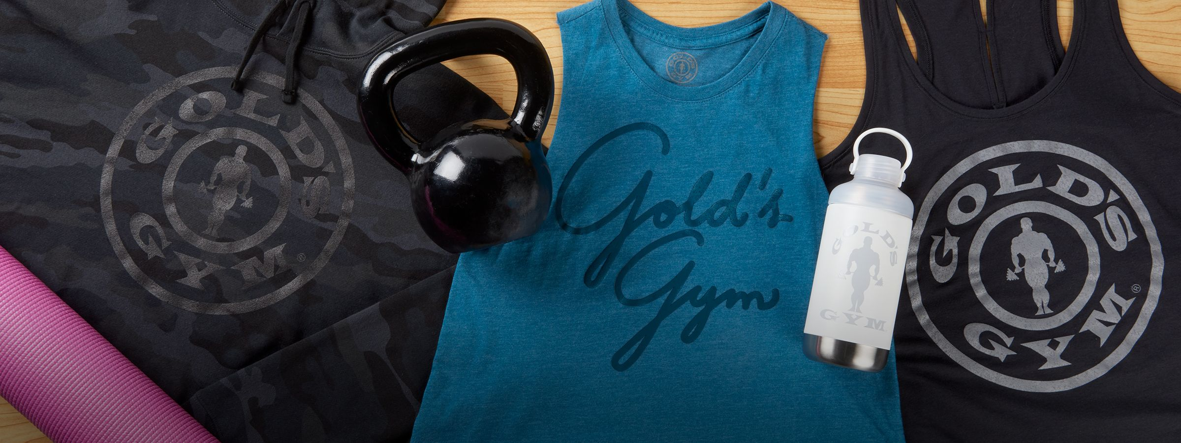 The Gym is Calling