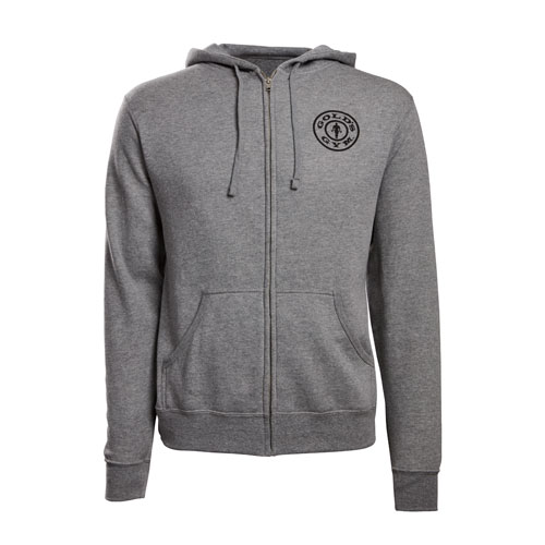 Men's Lightweight Full Zip Hoodie