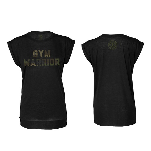 Ladies' Gym Warrior Flowy Muscle Tee