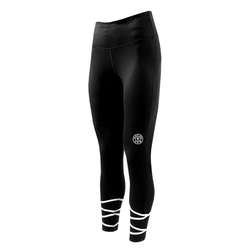 Ladies' High-Waist Strappy Leggings