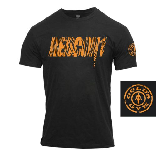 Gold's Gym and REDCON1 Tiger's Blood Tee