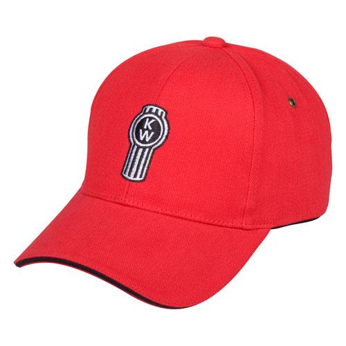Red Sandwich Surround Cap