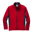 Colorblock Softshell Jacket