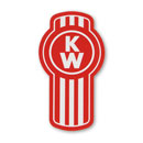 Kenworth Bug Repositionable Decal