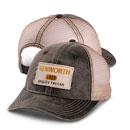 Faux-Waxy Cotton Hat
