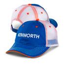 Color-Splash Mesh Hat