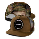 World's Best Flat-Bill Camo Mesh Hat