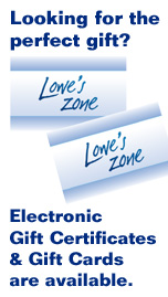 Electronic Gift Certificates and Cards