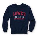 Youth Lowe's University 1946 Sweatshirt