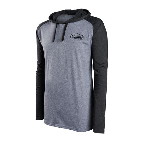 Raglan Hooded T-Shirt