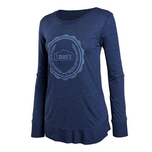 Ladies' Draped  T-Shirt