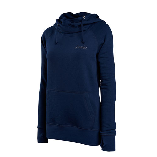 Ladies' Pullover Fleece Hoodie